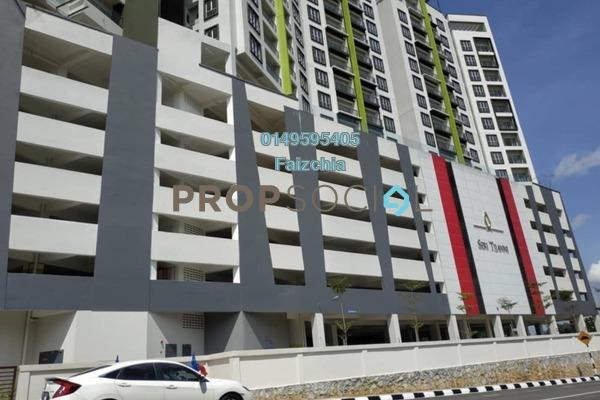 For Sale Condominium at Seri Tijanni, Bukit Rahman Putra Freehold Unfurnished 3R/2B 600k