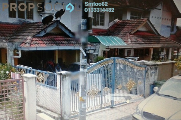 For Rent Terrace at Taman Wangsa Melawati, Wangsa Maju Freehold Semi Furnished 4R/3B 2k