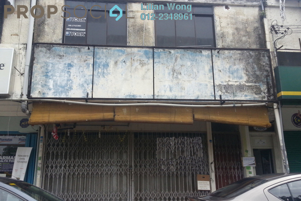 For Rent Shop at SS3, Kelana Jaya Freehold Unfurnished 0R/1B 6k
