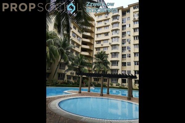 For Sale Condominium at Astana Putra, Bukit Rahman Putra Freehold Fully Furnished 3R/2B 580k