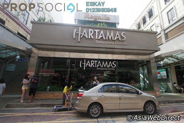 For Sale Shop at Desa Sri Hartamas, Sri Hartamas Freehold Semi Furnished 0R/2B 3.1m