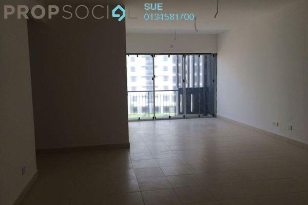 For Rent Apartment at Seri Kasturi, Setia Alam Freehold Unfurnished 3R/2B 1k