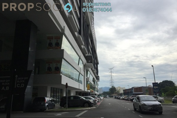 For Rent Shop at KL Traders Square, Kuala Lumpur Freehold Unfurnished 0R/0B 6.5k