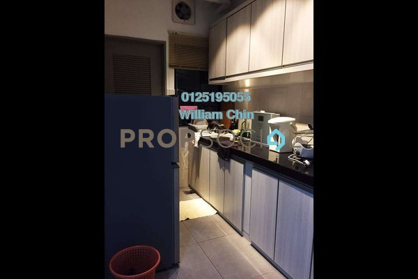 For Sale Condominium at Senza Residence, Bandar Sunway Freehold Fully Furnished 3R/2B 620k