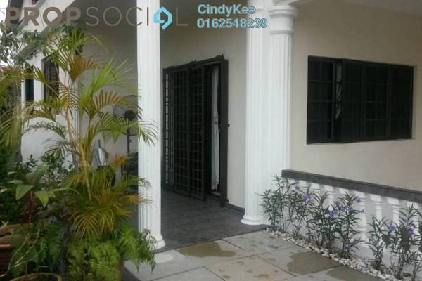 For Sale Semi-Detached at SS3, Kelana Jaya Freehold Semi Furnished 5R/3B 1.75m