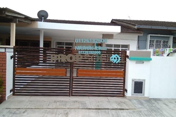 For Sale Terrace at Taman Bangi Jaya, Semenyih Freehold Unfurnished 3R/2B 375k