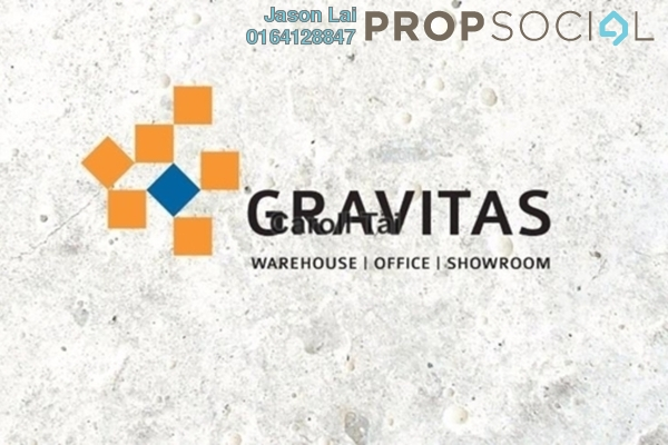 For Rent Factory at Gravitas, Shah Alam Freehold Unfurnished 0R/2B 9k