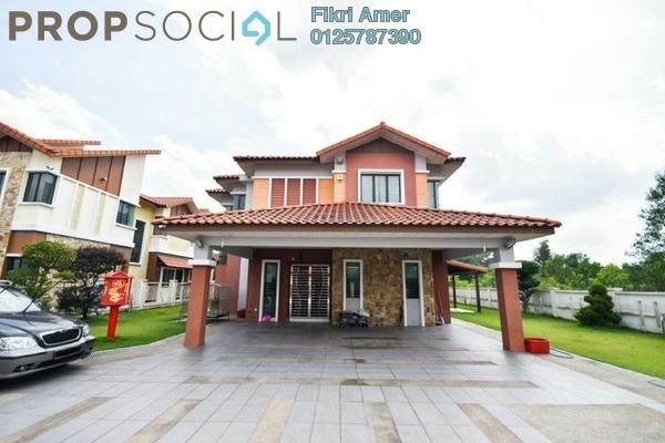 For Sale Bungalow at Bukit Sungai Long 1, Bandar Sungai Long Freehold Unfurnished 6R/7B 3.2m
