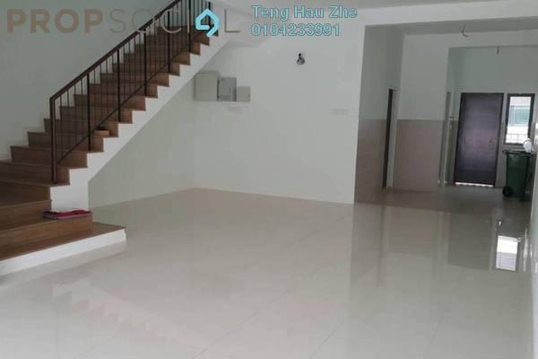 For Sale Terrace at Fuego, Bandar Bukit Raja Freehold Semi Furnished 4R/3B 660k
