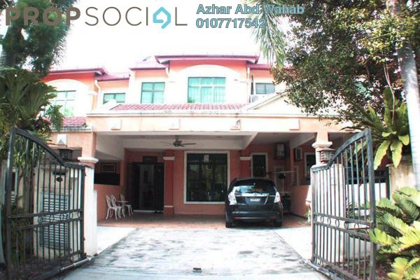 For Sale Terrace at Kota Warisan, Sepang Freehold Semi Furnished 4R/3B 590k