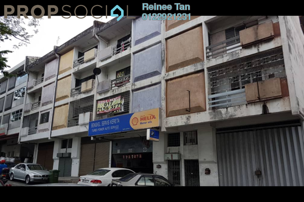 For Sale Shop at Taman Kuchai Jaya, Kuchai Lama Freehold Unfurnished 0R/0B 7.5m