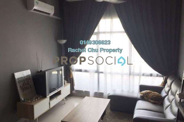 For Rent Condominium at Amaya Maluri, Cheras Freehold Fully Furnished 2R/2B 2k