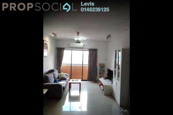 For Rent Condominium at Bayu Tasik 2, Bandar Sri Permaisuri Freehold Fully Furnished 3R/2B 1.5k