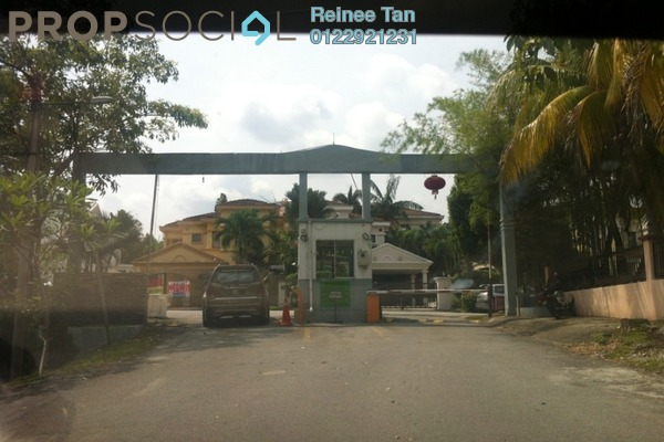 For Sale Semi-Detached at Lestari Mansion, Bandar Putra Permai Freehold Semi Furnished 4R/3B 880k