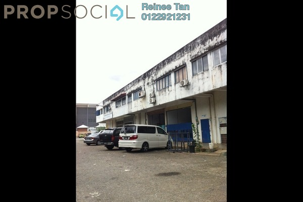 For Sale Factory at Kawasan Perindustrian Bukit Serdang, Seri Kembangan Freehold Unfurnished 0R/0B 1.2m