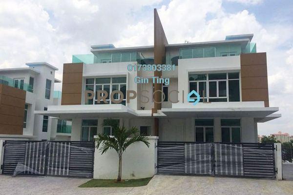 For Sale Semi-Detached at Duta Kinrara, Bandar Kinrara Freehold Semi Furnished 4R/7B 3.04m
