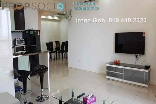 For Rent Condominium at Birch The Regency, Georgetown Freehold Fully Furnished 2R/2B 2.4k