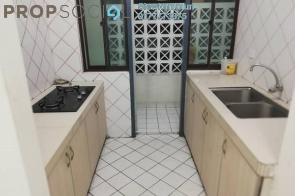 For Rent Duplex at Armanee Condominium, Damansara Damai Freehold Semi Furnished 3R/2B 1.4k