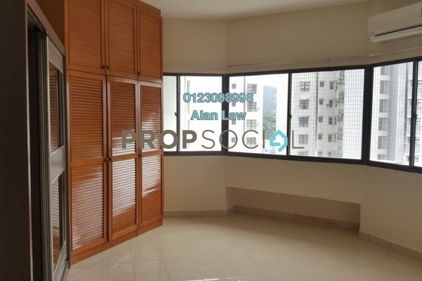 For Rent Condominium at GCB Court, Ampang Hilir Freehold Semi Furnished 3R/3B 2.5k