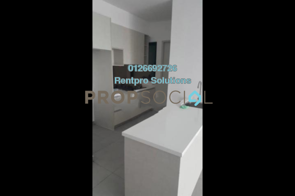 For Rent Apartment at D'Sands Residence, Old Klang Road Freehold Semi Furnished 3R/2B 2.1k