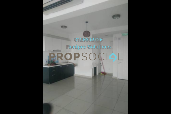 For Rent SoHo/Studio at The Scott Soho, Old Klang Road Freehold Semi Furnished 1R/2B 1.5k