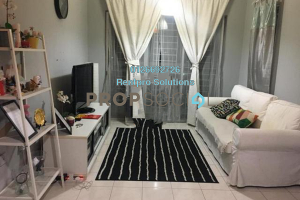 For Rent Apartment at Casa Riana, Bandar Putra Permai Freehold Fully Furnished 3R/2B 1.2k