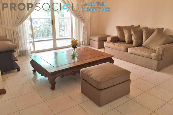For Sale Condominium at Almaspuri, Mont Kiara Freehold Fully Furnished 3R/3B 1.2m