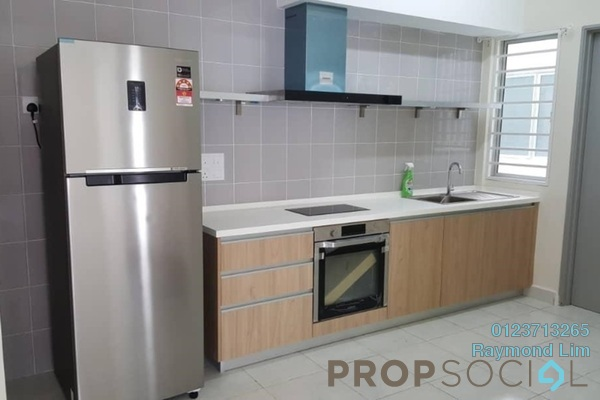 For Rent Condominium at MasReca N19eteen, Cyberjaya Freehold Semi Furnished 3R/2B 1.3k