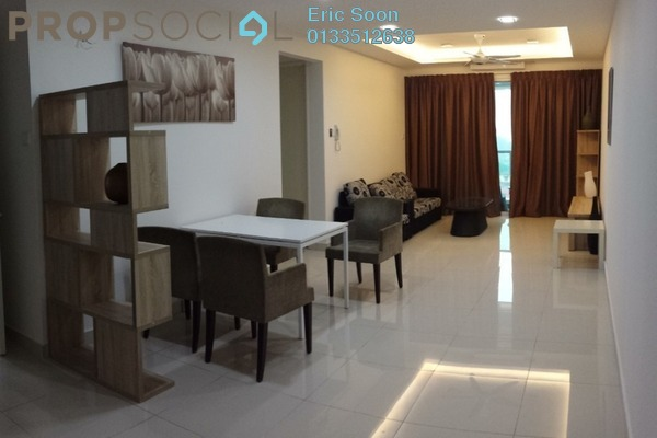 For Sale Condominium at The Regina, UEP Subang Jaya Leasehold Semi Furnished 3R/3B 580k
