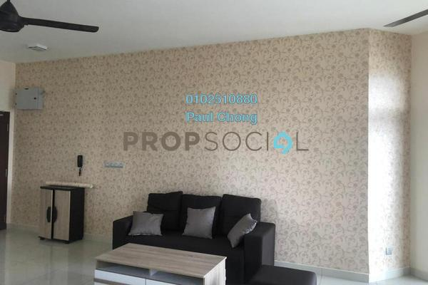 For Rent Condominium at J.dupion, Cheras Freehold Fully Furnished 2R/2B 2.5k