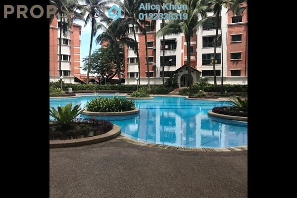 For Rent Condominium at Evergreen Park, Bandar Sungai Long Freehold Semi Furnished 4R/3B 3k