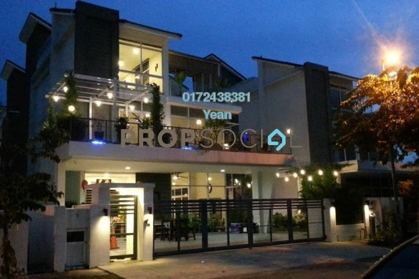 For Sale Bungalow at Taman Alam Permai, Kota Kemuning Freehold Semi Furnished 6R/0B 1.8m