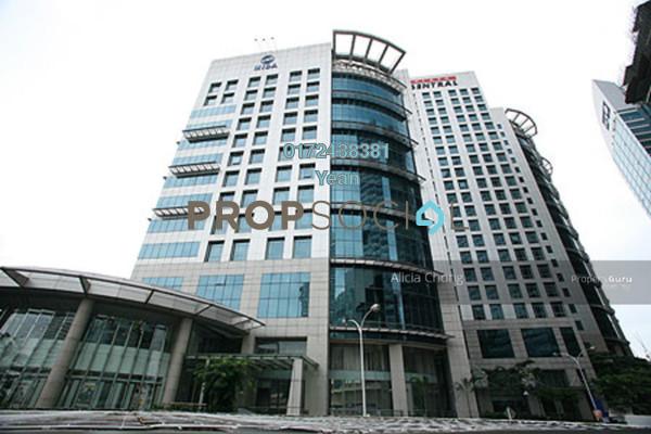 For Rent Office at Plaza Sentral, KL Sentral Freehold Semi Furnished 5R/0B 13.6k