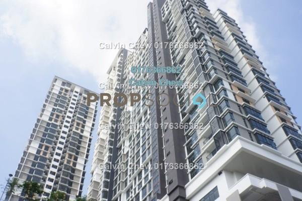 For Sale Serviced Residence at Shamelin Star Serviced Residences, Cheras Freehold Unfurnished 3R/2B 605k