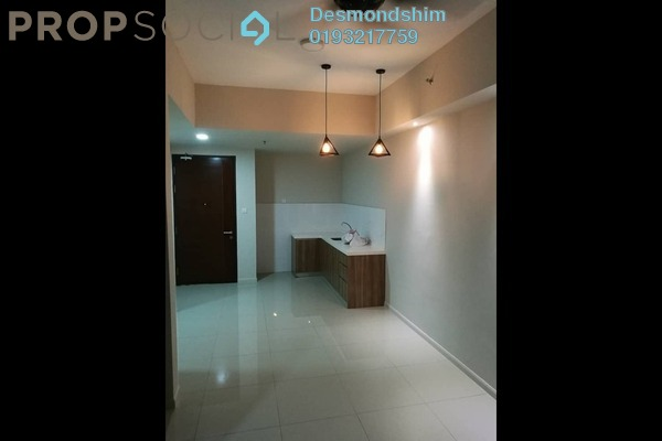 For Rent Condominium at Pacific 63, Petaling Jaya Freehold Semi Furnished 1R/1B 1.4k
