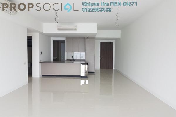 For Sale Condominium at Residensi 22, Mont Kiara Freehold Semi Furnished 4R/3B 1.6m