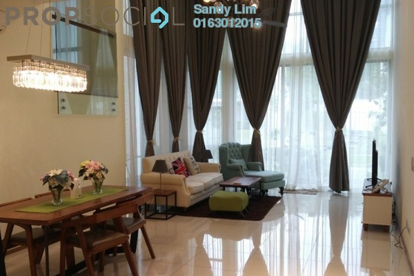 For Rent Terrace at Symphony Hills, Cyberjaya Freehold Fully Furnished 4R/4B 3.8k