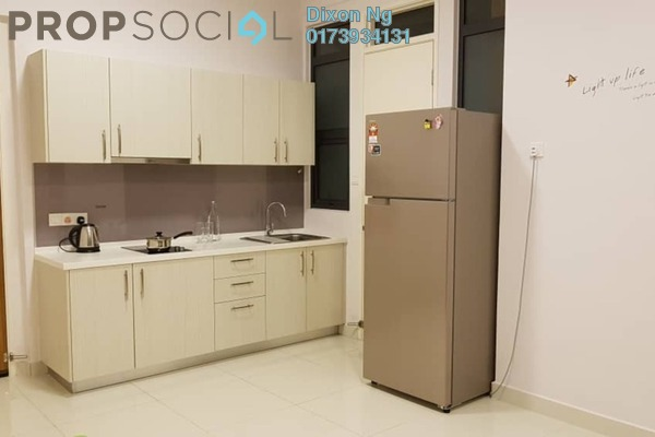 For Rent Condominium at Shamelin Star Serviced Residences, Cheras Freehold Fully Furnished 3R/2B 2.35k