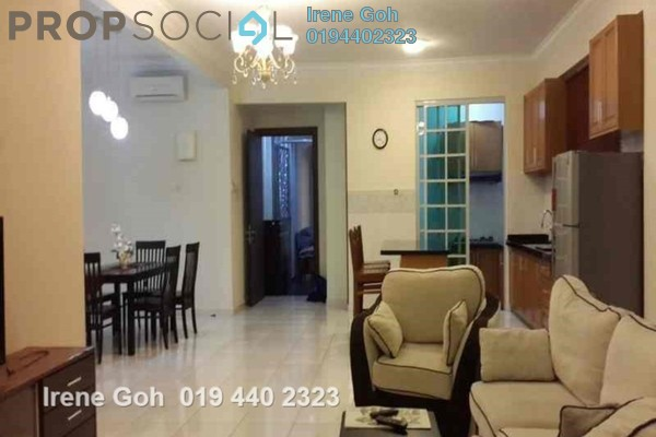 For Rent Condominium at The Brezza, Tanjung Tokong Freehold Fully Furnished 3R/2B 2.8k