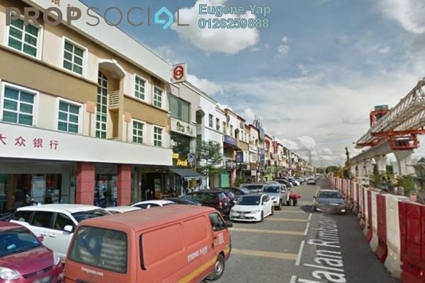 For Rent Office at Laman Rimbunan, Kepong Freehold Unfurnished 0R/0B 1.7k