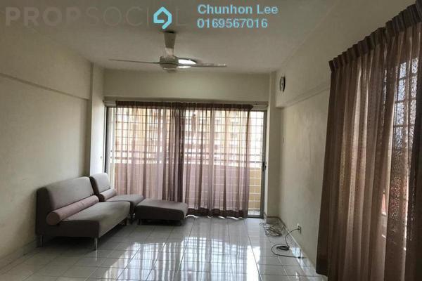 For Sale Condominium at Sri Desa, Kuchai Lama Freehold Unfurnished 3R/2B 435k