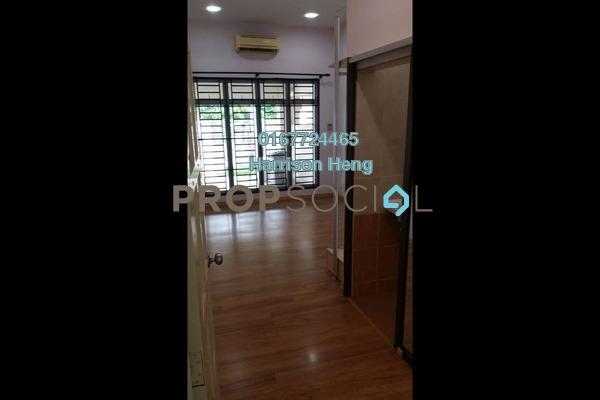 For Rent Terrace at Taman Pelangi, Johor Bahru Freehold Semi Furnished 2R/2B 1.6k