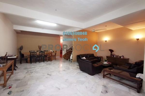 For Sale Terrace at Taman Teluk Pulai, Klang Freehold Semi Furnished 5R/3B 1.08m