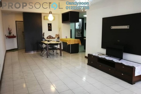 For Sale Condominium at One Ampang Avenue, Ampang Freehold Semi Furnished 3R/2B 530k