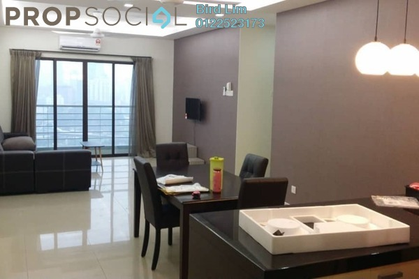 For Rent Condominium at Saville Residence, Old Klang Road Freehold Fully Furnished 3R/2B 2.58k