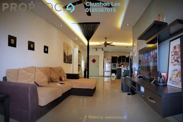 For Sale Condominium at Dynasty Garden, Kuchai Lama Freehold Unfurnished 3R/2B 530k