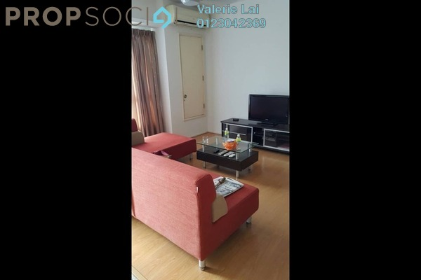 For Sale Condominium at i-Zen Kiara I, Mont Kiara Freehold Fully Furnished 2R/2B 750k