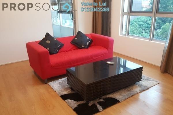 For Sale Condominium at i-Zen Kiara I, Mont Kiara Freehold Fully Furnished 3R/2B 950k