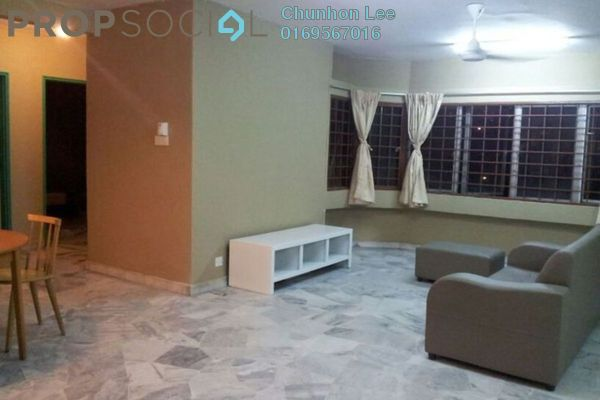 For Sale Condominium at De Tropicana, Kuchai Lama Freehold Unfurnished 3R/2B 310k