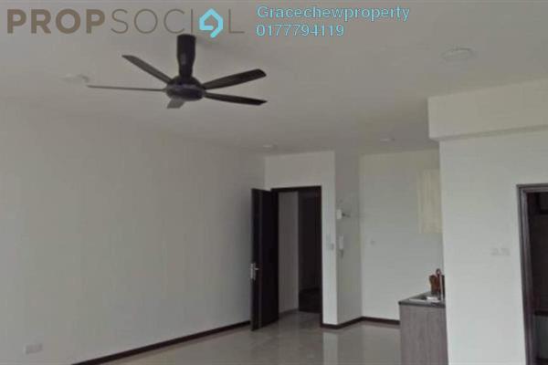 For Sale Condominium at Molek Regency, Johor Bahru Freehold Semi Furnished 0R/1B 360k